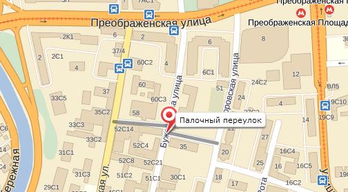 Палочный пер. на современной карте