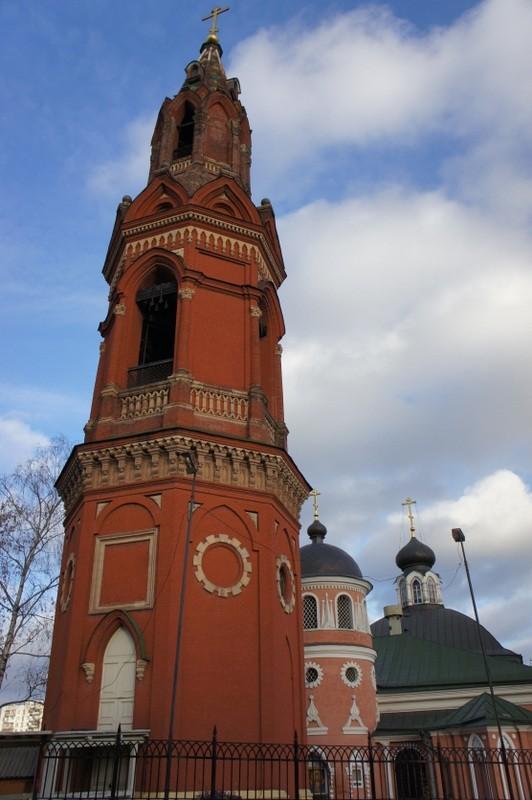 Колокольня Никольского монастыря, 2010 г.
