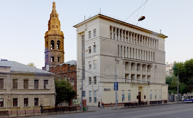 Храм святителя Николая в Новой Слободе. Современный вид.